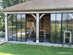 Pergola, Gazebo, Porch Extension, Work Trailer, House With Porch, Bbq, New Homes, Cottage, Outdoor Structures