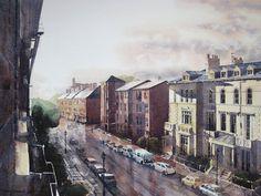 Georgian Quarter, Liverpool by DavidOReilly