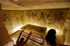 Hope for Nefertiti's Tomb, and Egypt's Economy - The New York Times