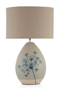 Buy Penrose Ceramic Table Lamp With Shade from the Next UK online shop
