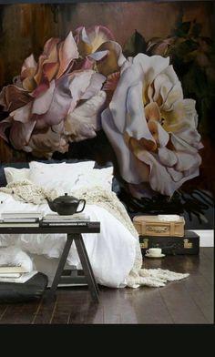 Romantik Ins Schlafzimmer Bringen Diy Dekoration Barock Tapeten Fr Teenager Home
