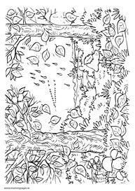 wald tiere | ausmalen, ausmalbilder tiere, malvorlagen