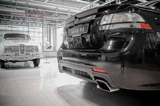 Another Stunning Saab Turbo X Hirsch Performance from Taiwan