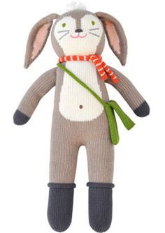 Play: BlaBla Pierre the Bunny // http://ohjoy.blogs.com/my_weblog/2012/01/baby-registry.html