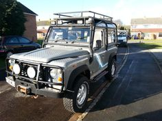 1991 LAND ROVER DEFENDER 90 for sale, £5,995 | http://www.lro.com/detail/cars/4x4s/land-rover/defender-90/59536