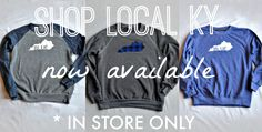 Shop Local KY available at Miss Molly Vintage in Lexington, KY