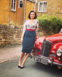 Bunty Windermere (Father Brown) Emer Kenny Actress