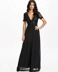 Nelly gabriella maxi dress
