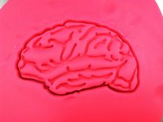 Brains Cookie Cutter CHOOSE Your OWN SIZE by TheCookieCutterLady