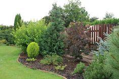 Inšpirácie pre moju (tvoju) záhradu ;) - Modrástrecha.sk Front Garden Landscape, Garden Landscaping, Garden Design, Pergola, Backyard, Plants, Garden, Front Yard Landscaping, Patio