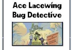 Mystery's Unit: Sticky Note Assessment - Novel: Ace Lacewing