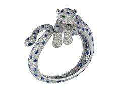 Le bracelet Panthère 2014 de Cartier http://www.vogue.fr/joaillerie/le-bijou-du-jour/diaporama/le-bracelet-panthere-2014-de-cartier/20158
