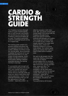 Boszorkánykonyha: Freeletics Cardio & Strength/ Week 1