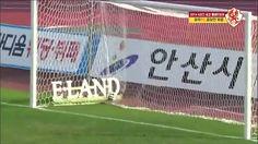 광주FC K리그 승강 플레이오프 2014 골장면 모음