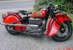 Indian Motorbike, Vintage Indian Motorcycles, Vintage Bikes, Vintage Cars, Triumph Motorcycles, American Motorcycles, Motorcycle Types, Motorcycle Art, Ducati