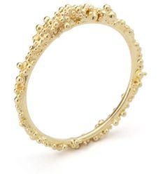 Fine granule ring   Hannah Bedford