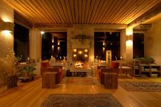 Argos in Cappadocia, winner of the Fodor's 100 Hotel Awards for the Local Flavor category #travel