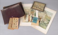 Collection of 1893 World's Fair Chicago #WorldsFair #antique #Expo2015 #Milano