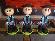 Fofuchos graduados moldes - Imagui