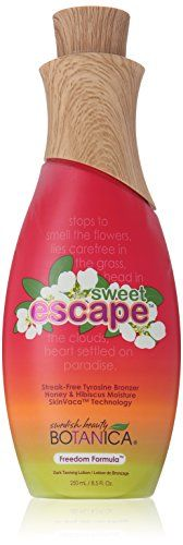Swedish Beauty Tyrosine Bronzer Tanning Lotion, Sweet Escape, 8.5 Fluid Ounce >>> You can get additional details at the image link.