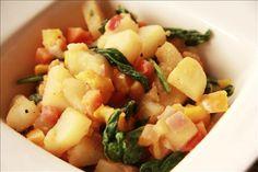 Potato Medley. Vegan and Gluten Free