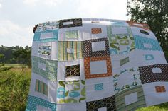 baby boy quilt patterns - Google Search