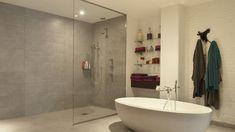 Prysznic bez brodzika - jak go urządzić? http://krolestwolazienek.pl/prysznic-bez-brodzika-go-urzadzic/