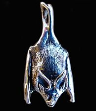 Bat World. Lil Drac necklace.