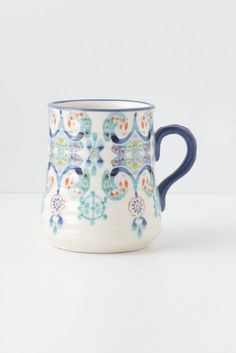 20 Cute Coffee Mugs for Chilly Fall Mornings via Brit + Co.
