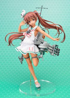 KanColle Libeccio 1/7 Scale coming May 2018 (Hype!!!) - http://ift.tt/2pcBalX
