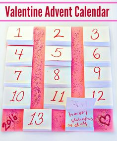 Fun Valentine Advent