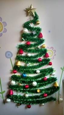 Christmas tree activity for dementia