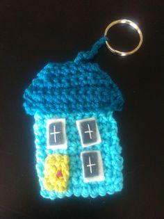 Hus som nøglering