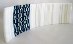 PT 003 white stripes. Helios Glass.