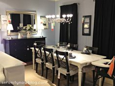 New kitchen table and chairs from IKEA Ingatorp Table Ingolf ...