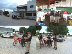 PORTAL DE ITACARAMBI: PELOTÃO DE ITACARAMBI E DESTACAMENTO DE SÃO JOÃO D...