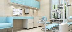 - Dental Office Decor, Medical Office Design, Healthcare Design, Dentist Clinic, Dental Hospital, Clinic Interior Design, Clinic Design, Office Wall Colors, Dental World