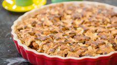 Op grootmoeders wijze met Begijn Le Bleu: appeltaart met kaneel en rozijn | VTM Koken