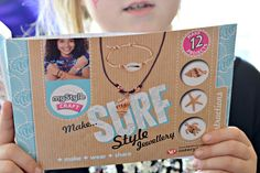 myStyle Surf Style Jewellery - An Organised Mess Surf Style, My Style, Craft Kits, Inspirational Gifts, Jewelry Trends, Crafts To Make, Surfing, Fashion Jewelry, Jewelry Making