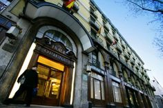 The Passenger filming location: Hotel Oriente, Las Ramblas, Barcelona, Spain