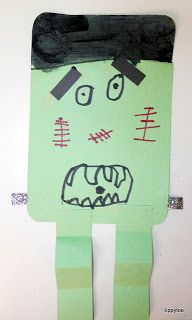 Tippytoe Crafts: halloween. Now this is cute for you and the kids to make!