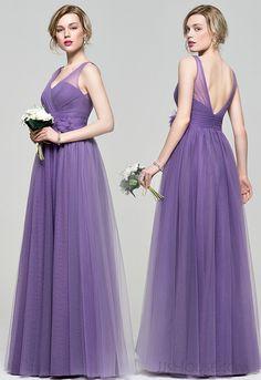 Your girls will look like a princess if they wear this bridesmaid dress.  #JJsHouse #JJsHouseBridesmaidDress