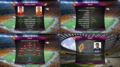 UEFA EURO 2012 - Ed Walker - Graphic Designer