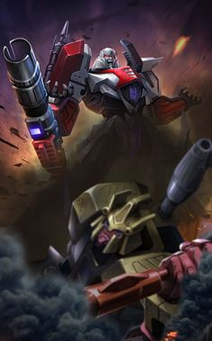 Sentinel Prime's misplaced faith cost him his life yet Megatron was no closer to the decisive victory he longed or. The Matrix of Leadership would not be found with the slain Sentinel Prime. It has been passed on to a new leader now known as Optimus Prime.