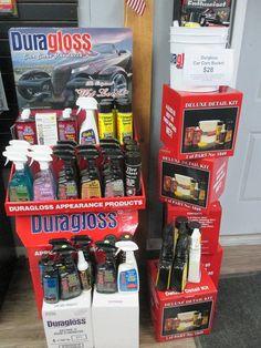 Duragloss Car Care Products at OEM Truck Accessories Lavonia GA   www.truckoem.com