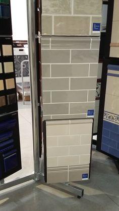 Color Tile, Bathroom Ideas, Tiles, Garage Doors, Outdoor Decor, Home Decor, Room Tiles, Tile, Interior Design