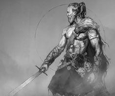 Demon hunter by Matija5850.deviantart.com on @DeviantArt
