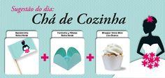 Chá de Cozinha!!
