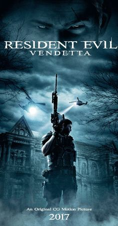 Resident Evil Vendetta 2017 DVDrip Movie Download Online at dlfilmhd without subscription. Enjoy 2017,2018 All latest,New released film on your mobile,Tabs & laptop.