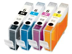 Buy BCI-6 Ink Cartridge 4PK - BCMY for Canon at LAinks.com. We offer to save 30-70% on ink and toner cartridges. 100% Satisfaction Guarantee.